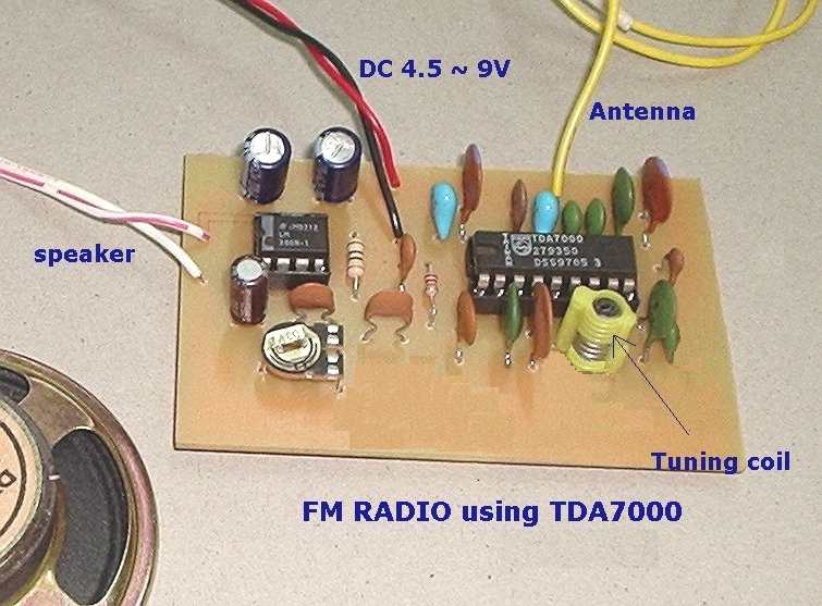 Related Links About Tda7000 Fm Radio Ic
