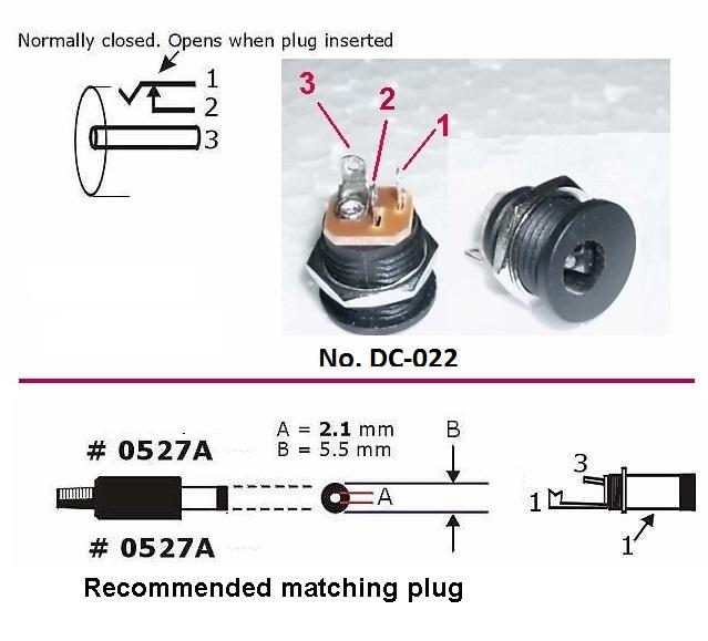 dc jack wiring 14 wiring diagram images wiring diagrams originalpart co Snap Circuits Beginner snap circuits jr instruction manual